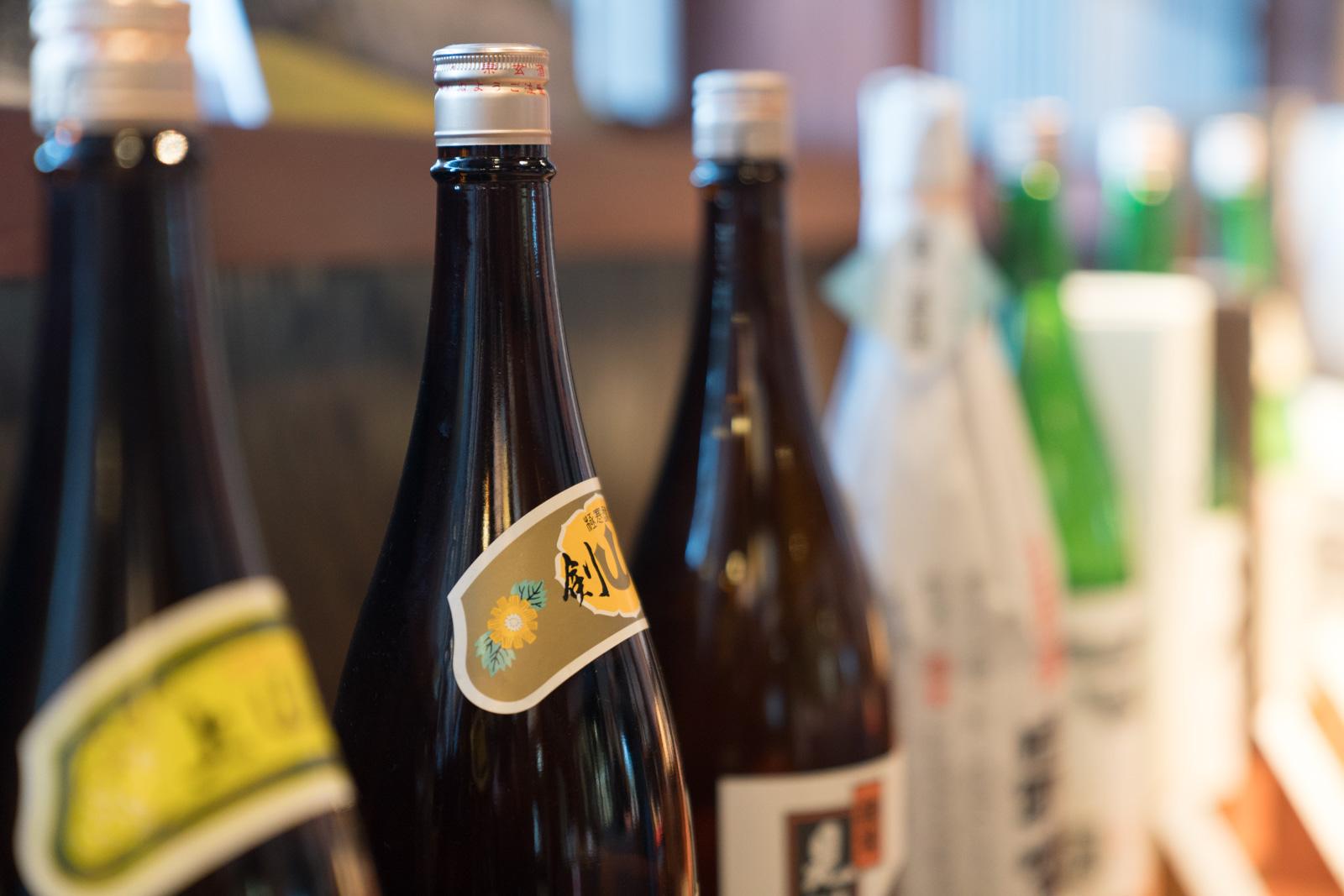 Mihama Sake Brewey