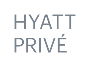 Logo - Hyatt Prive - Colour (transparent background)