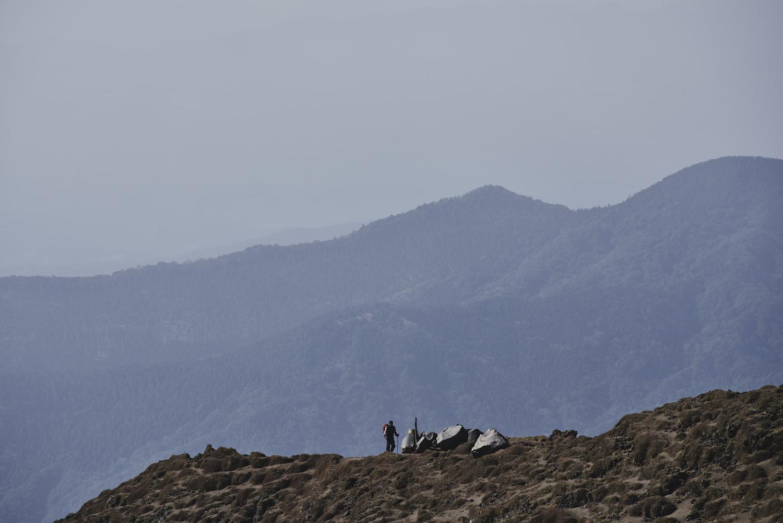 Hiking the Kirishima Range