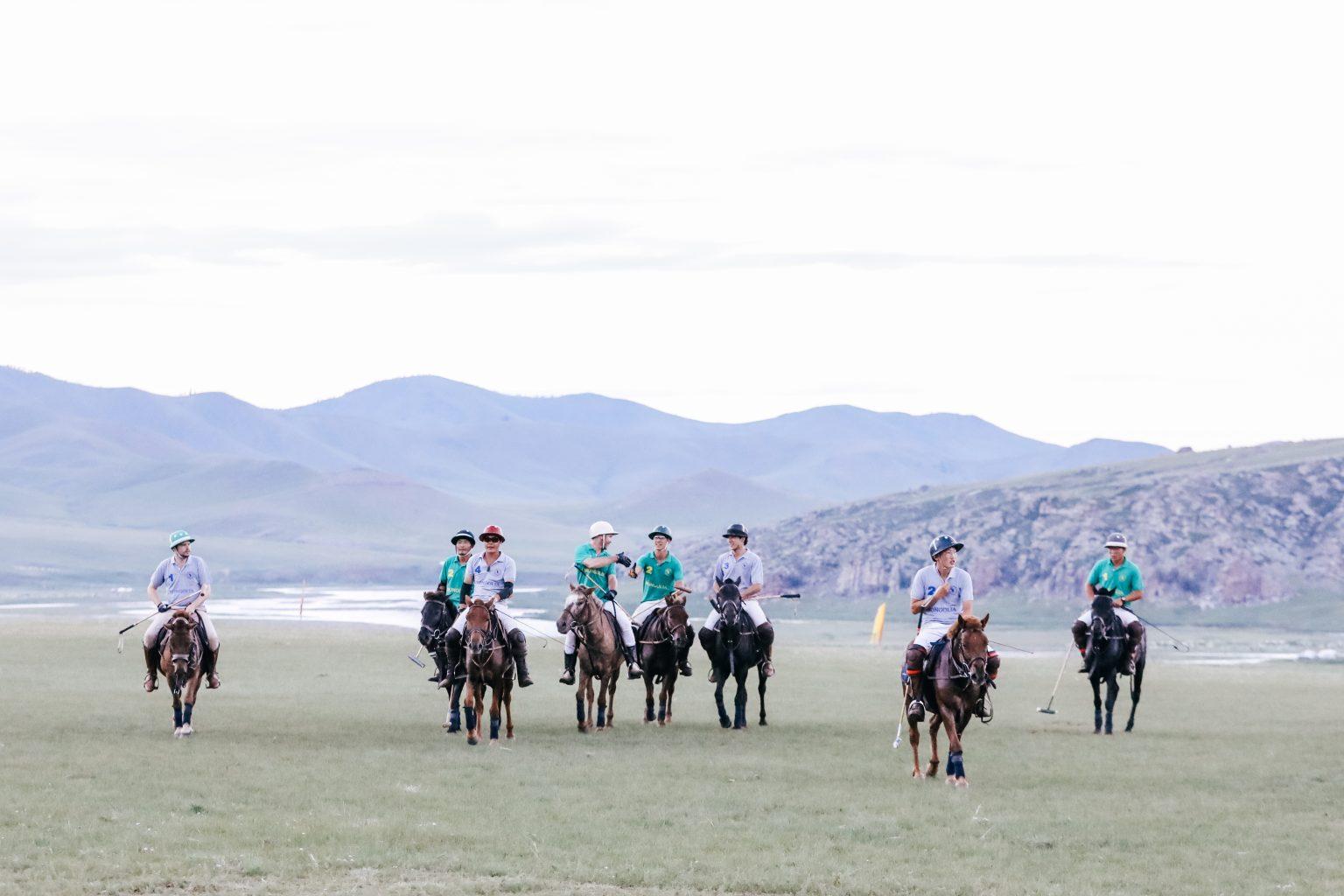 Mongolia - Polo