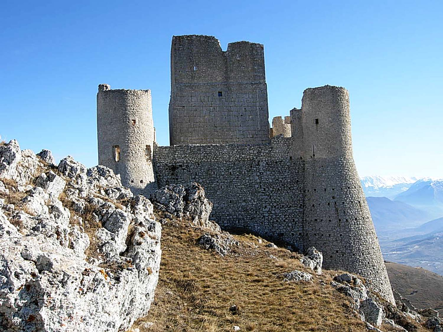 Ascend the Highest Fortress in Italy