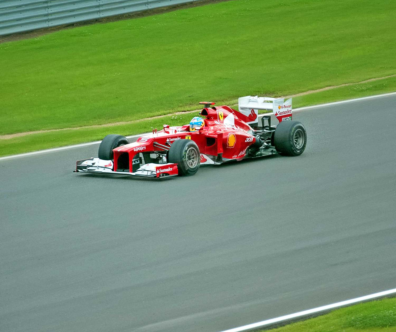 Race a Sportscar Around a Track