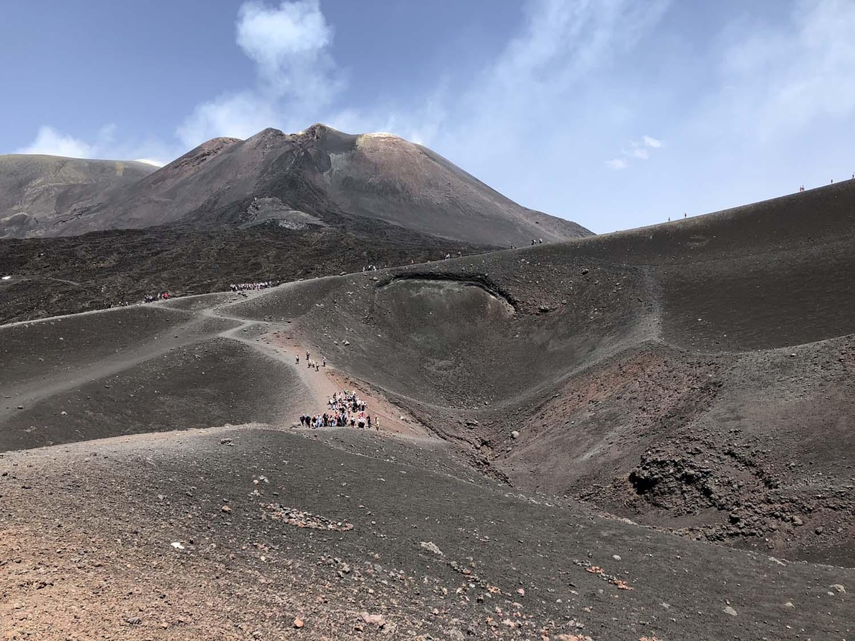 An off-the-beaten-path jeep tour up Mount Etna