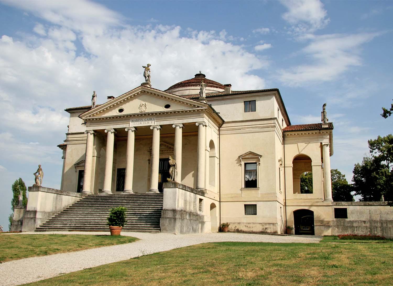 Tour the UNESCO Heritage Palladian Villas of the Veneto