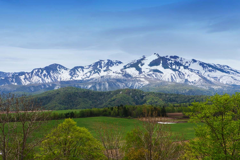 Hiking the Daisetsuzan Mountains