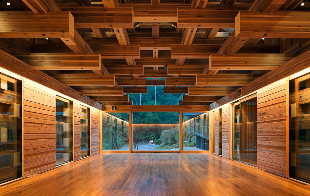 Yusuhara Architecture