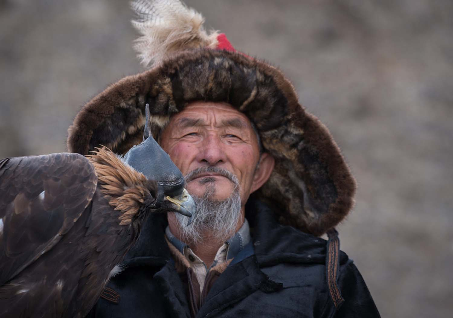 Meet the Kazakhs and Their Hunting Eagles
