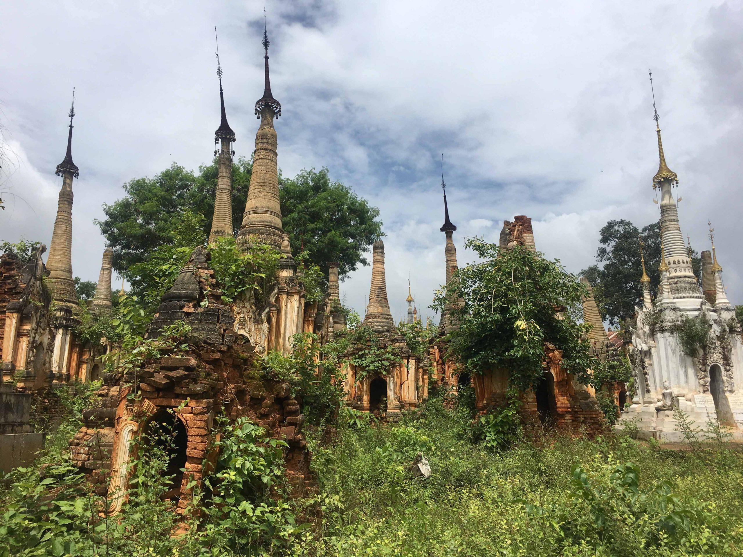 Ruins of Indein