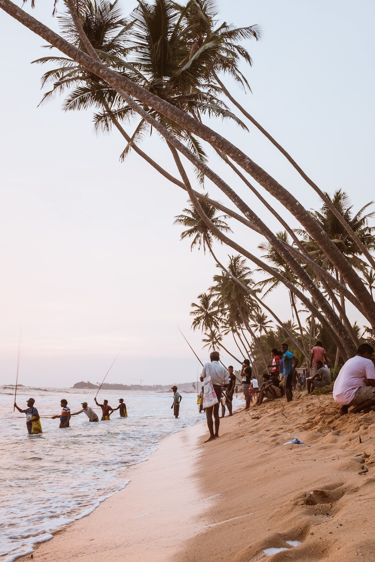 Tangalle's Sleepy Beaches