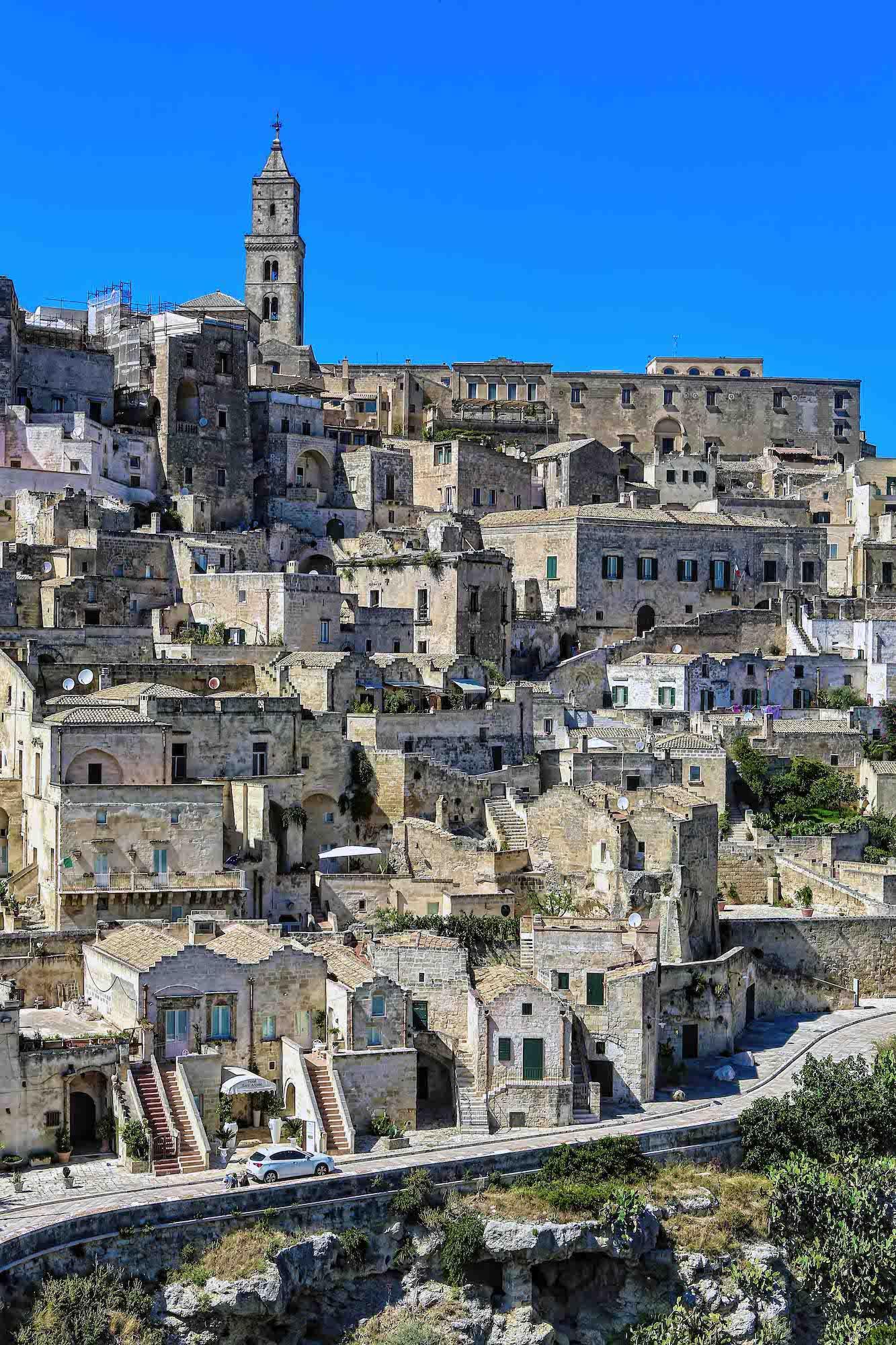 Ancient Sassi of Matera