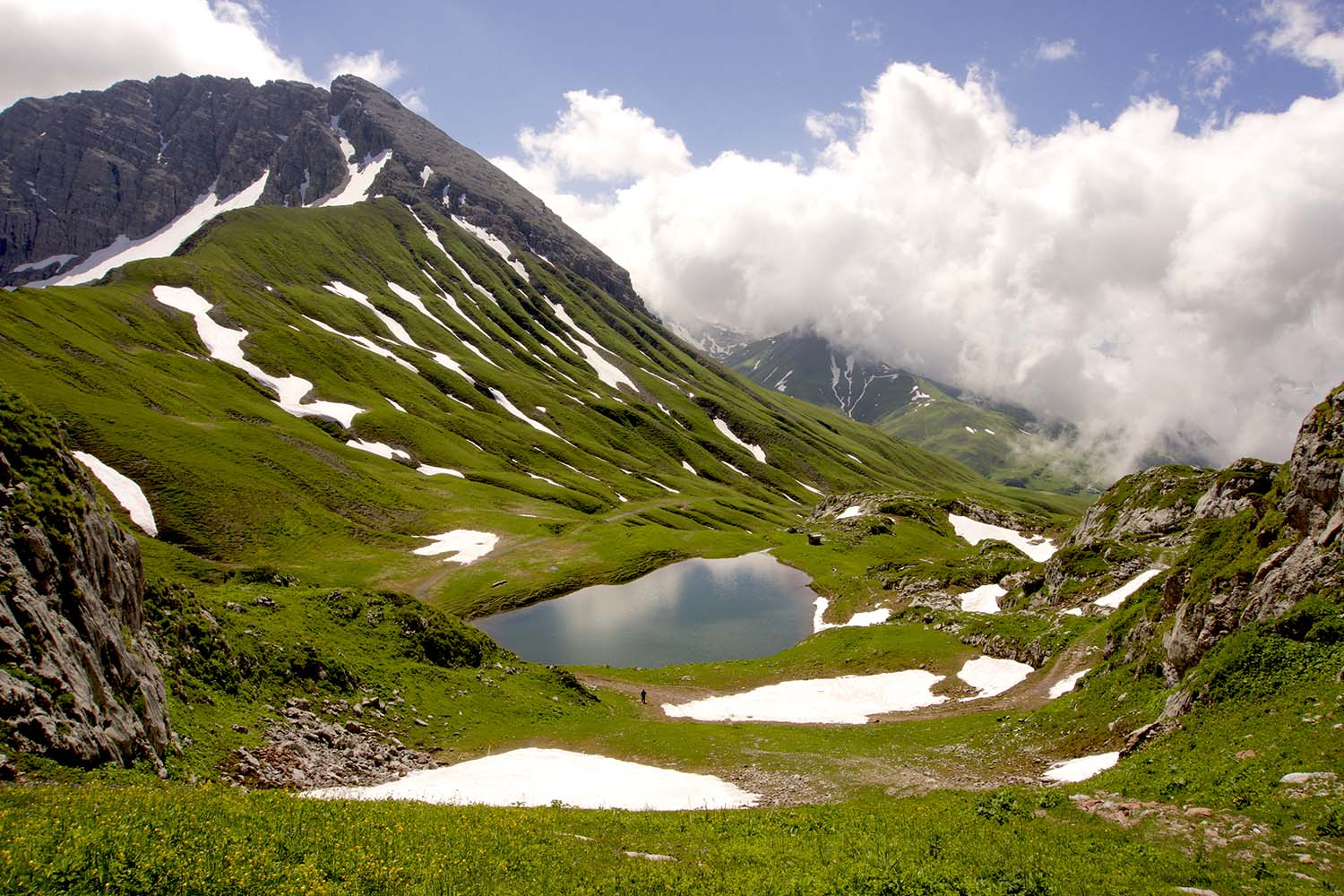Hike the Green Ring in Lech