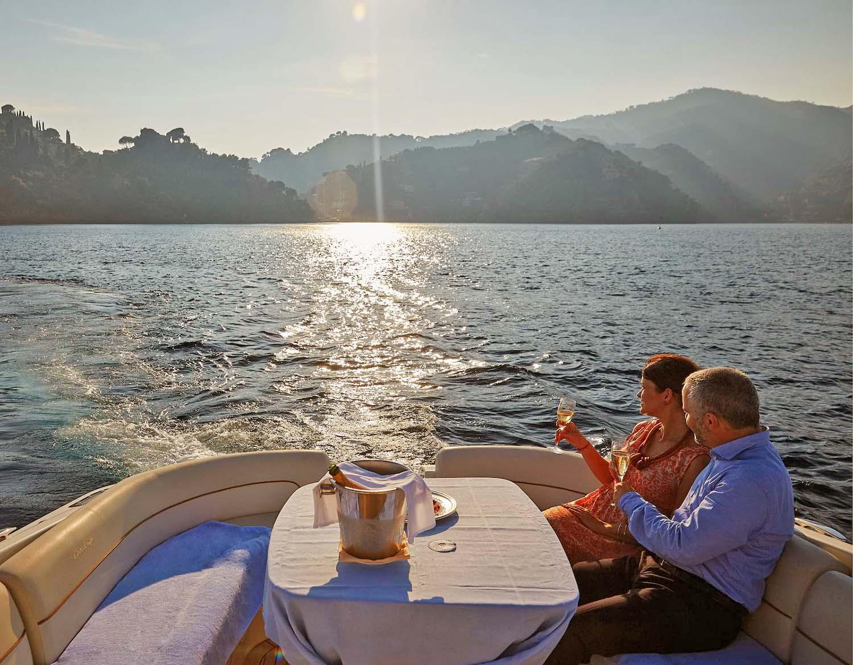 Take a Sunset Boat Ride