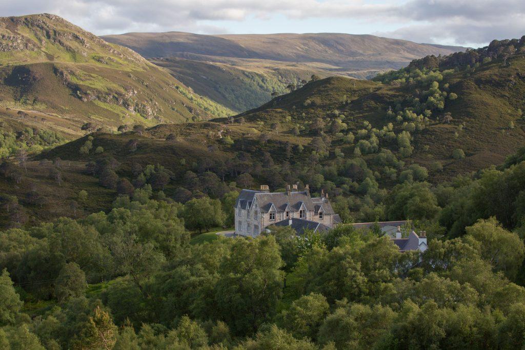 Scotland Alladale Summer