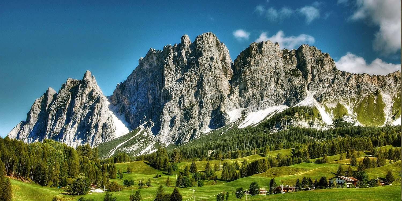 Adventures in the Dolomites