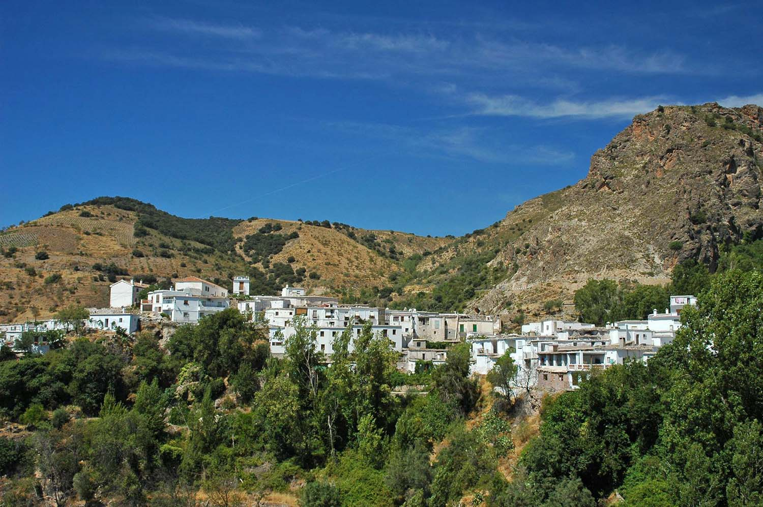 Trek the Alpujarras