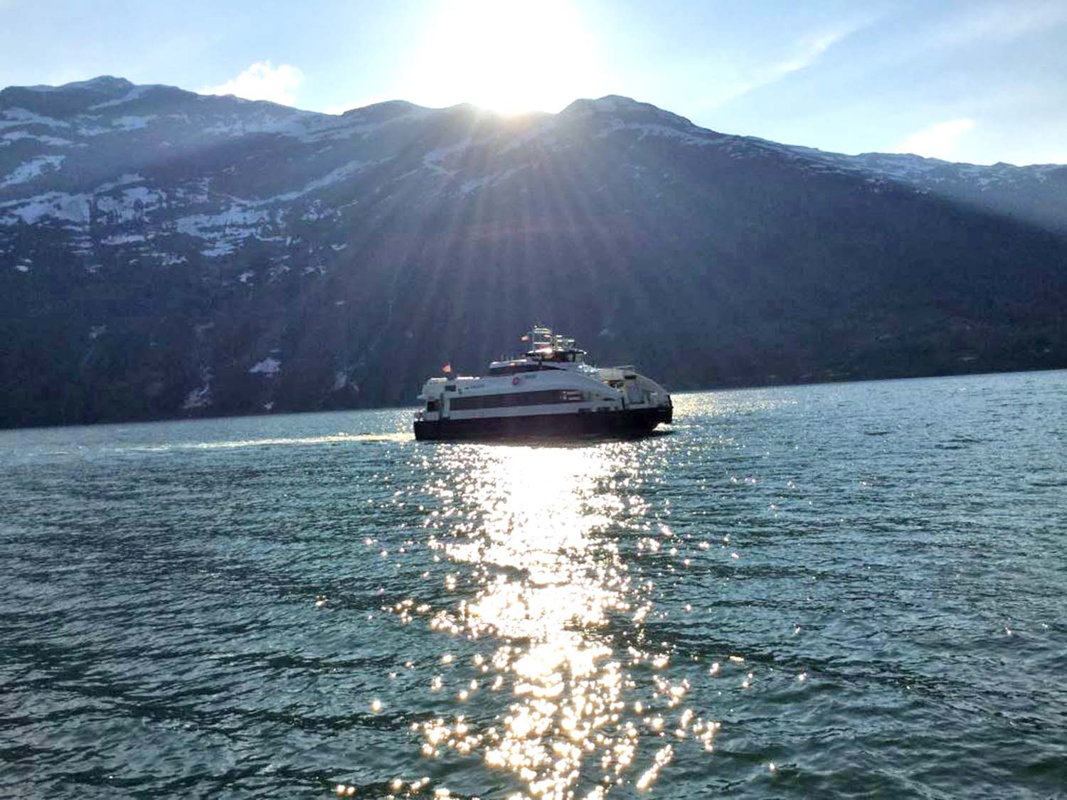 Visit the Fjords by Boat
