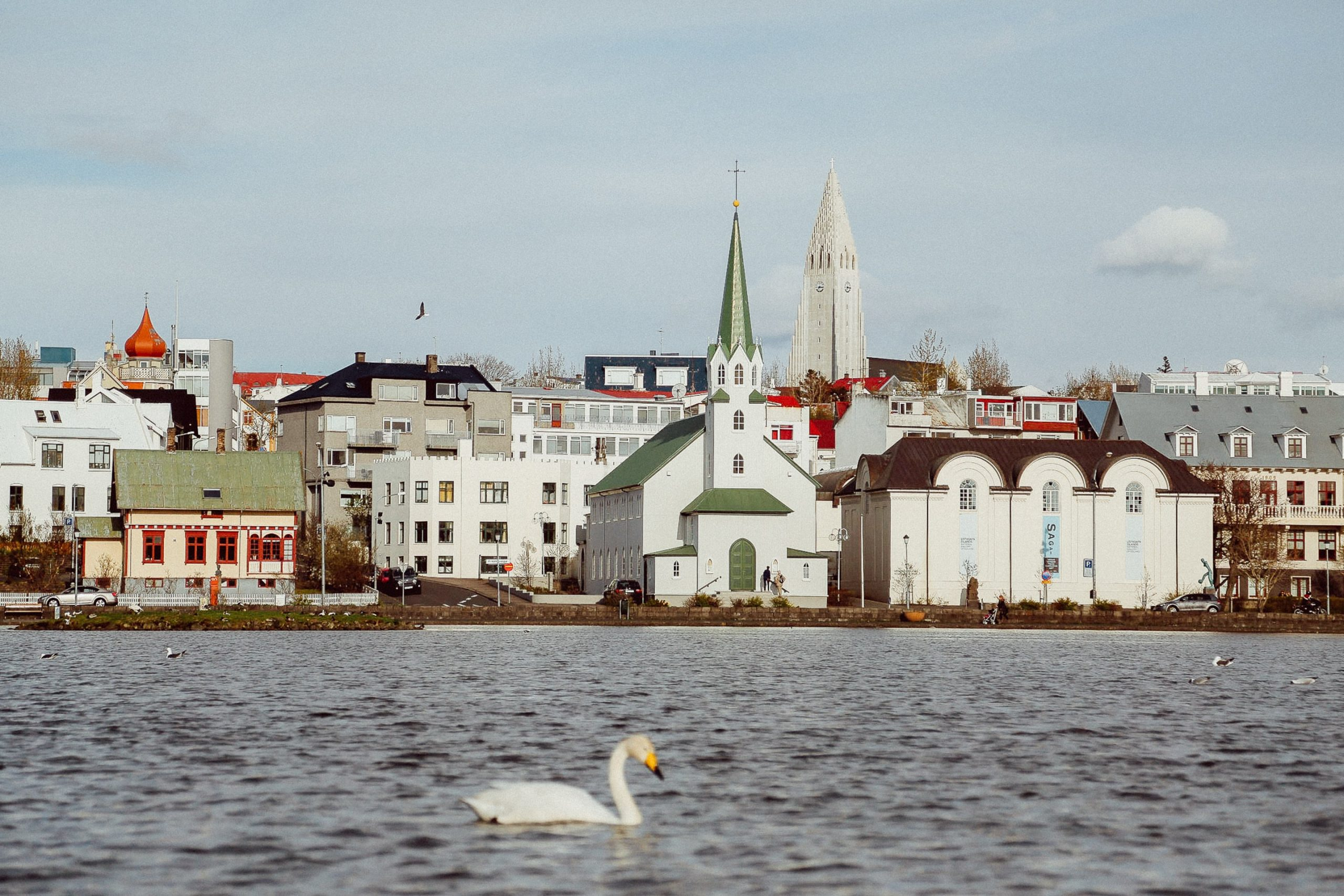 Iceland's Capital