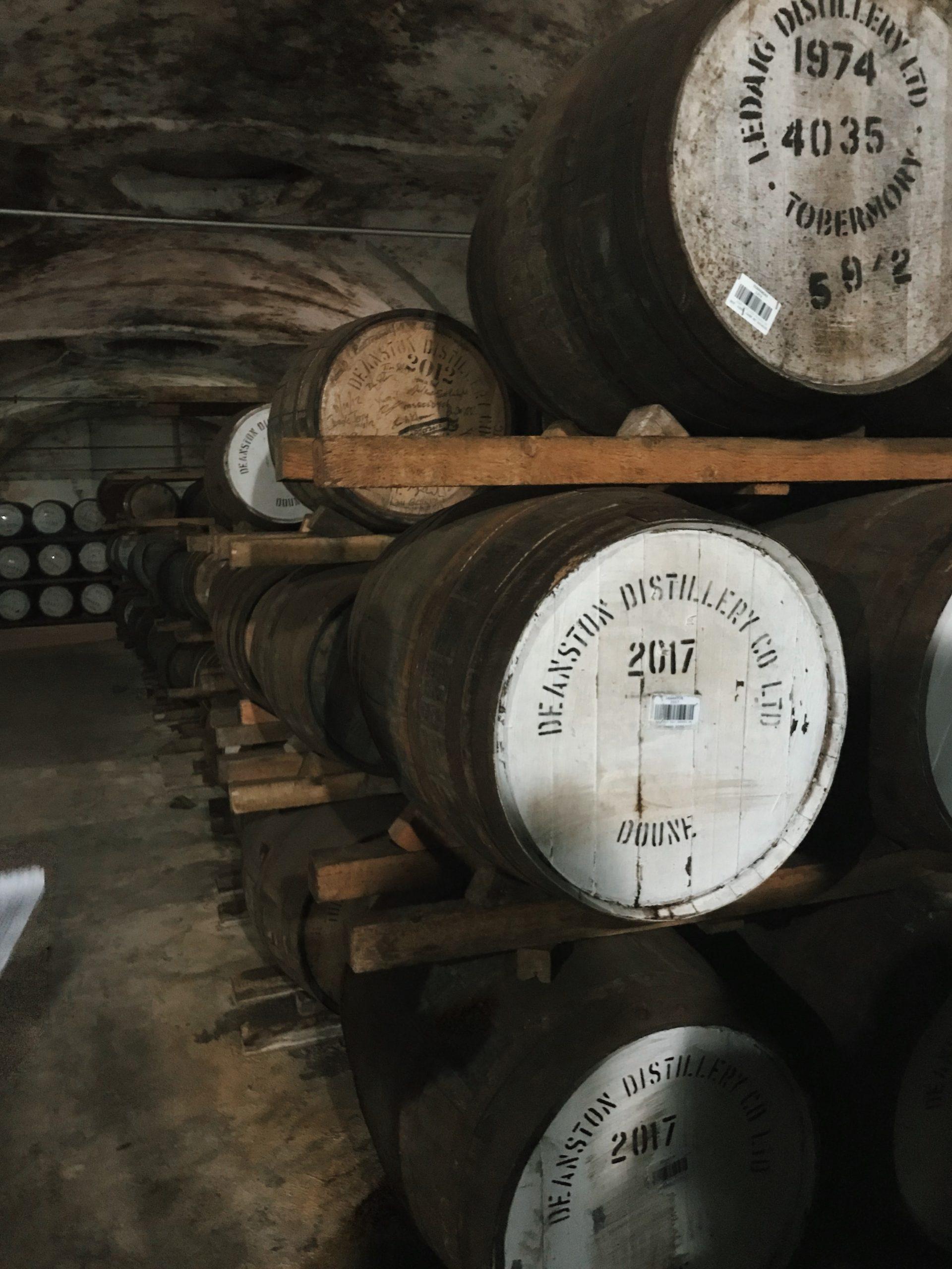 Fine Scottish Whisky