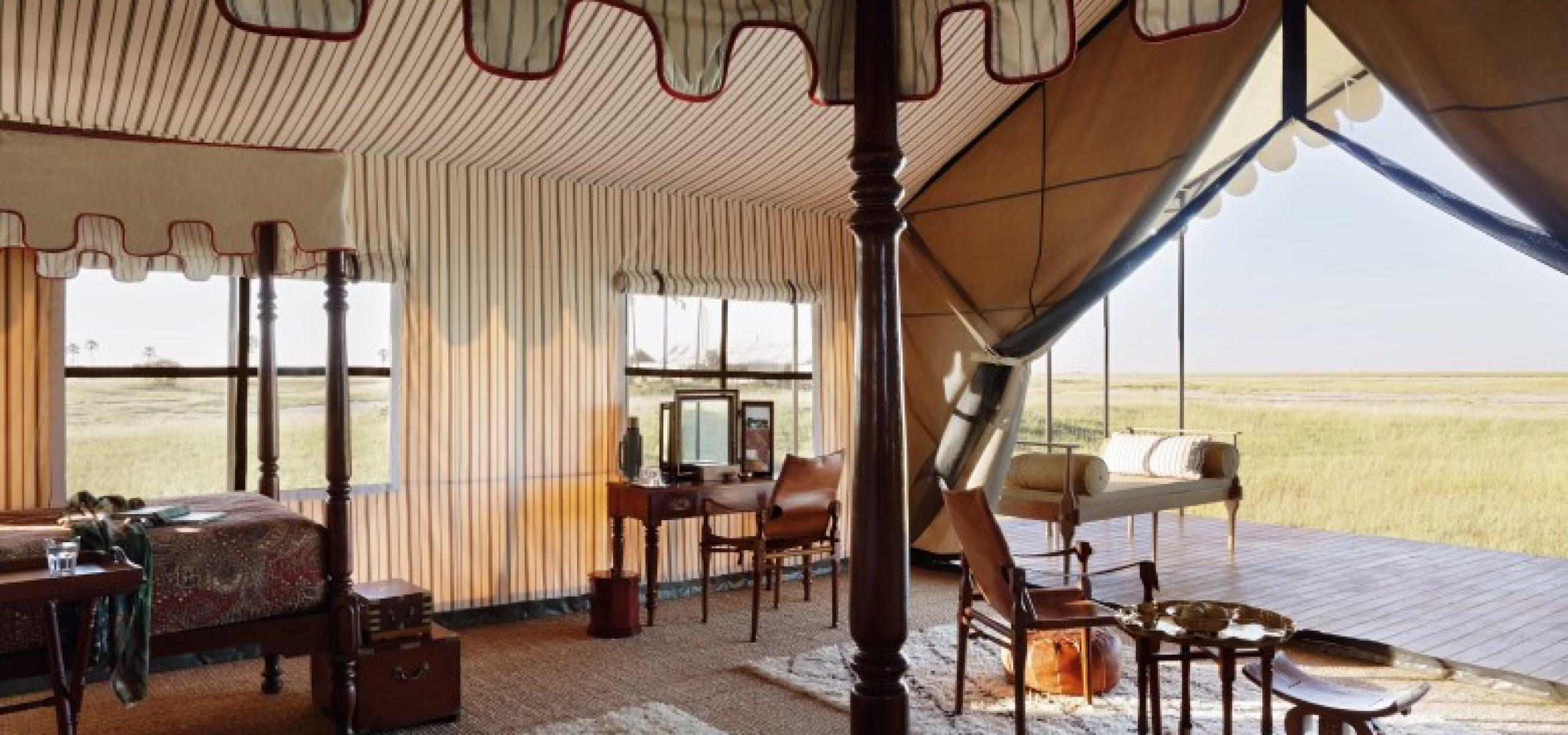 Botswana - Makgadikgadi Pans - San Camp