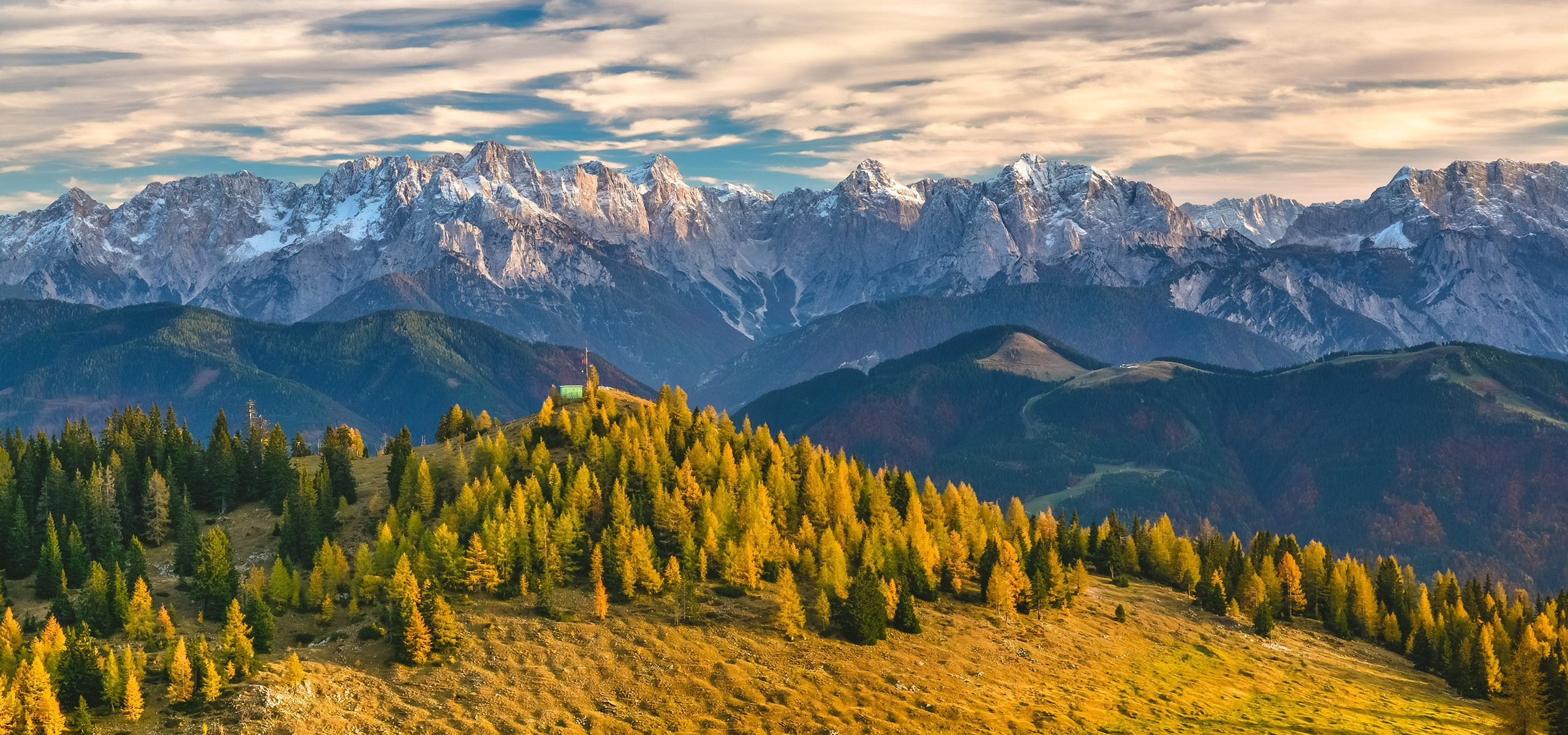 Austria-Alps Mountains