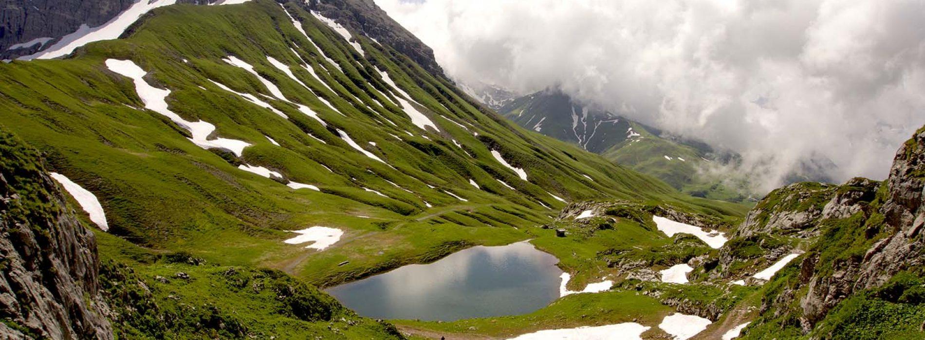 Austria Lech Hike