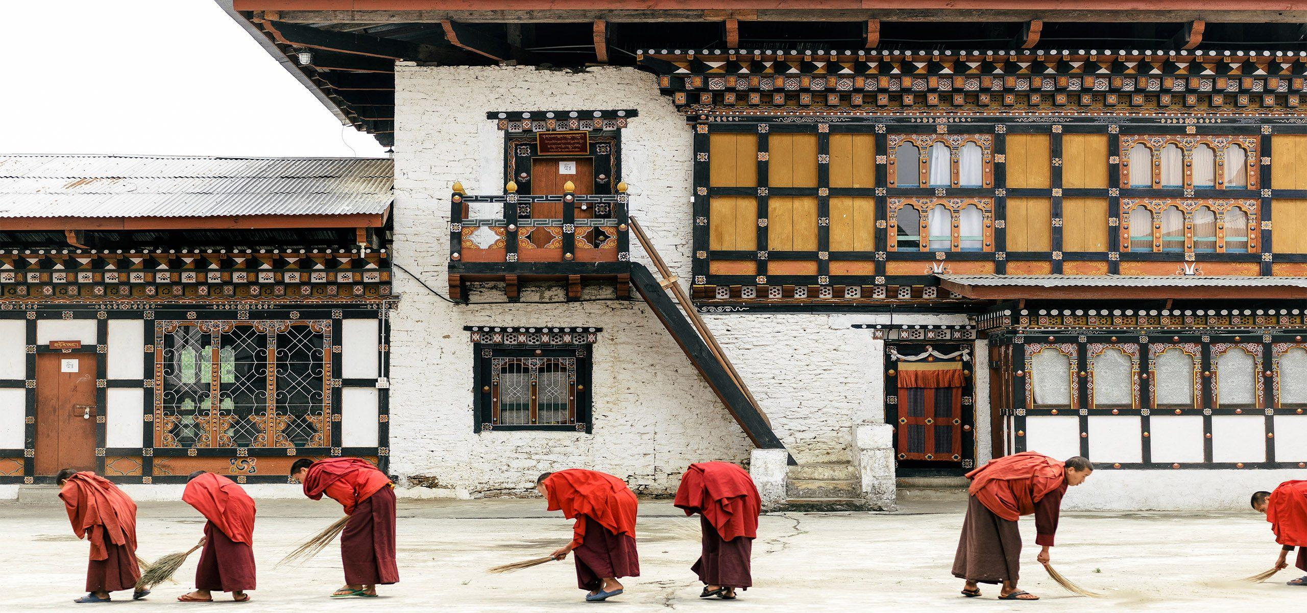 Bhutan - Drametse