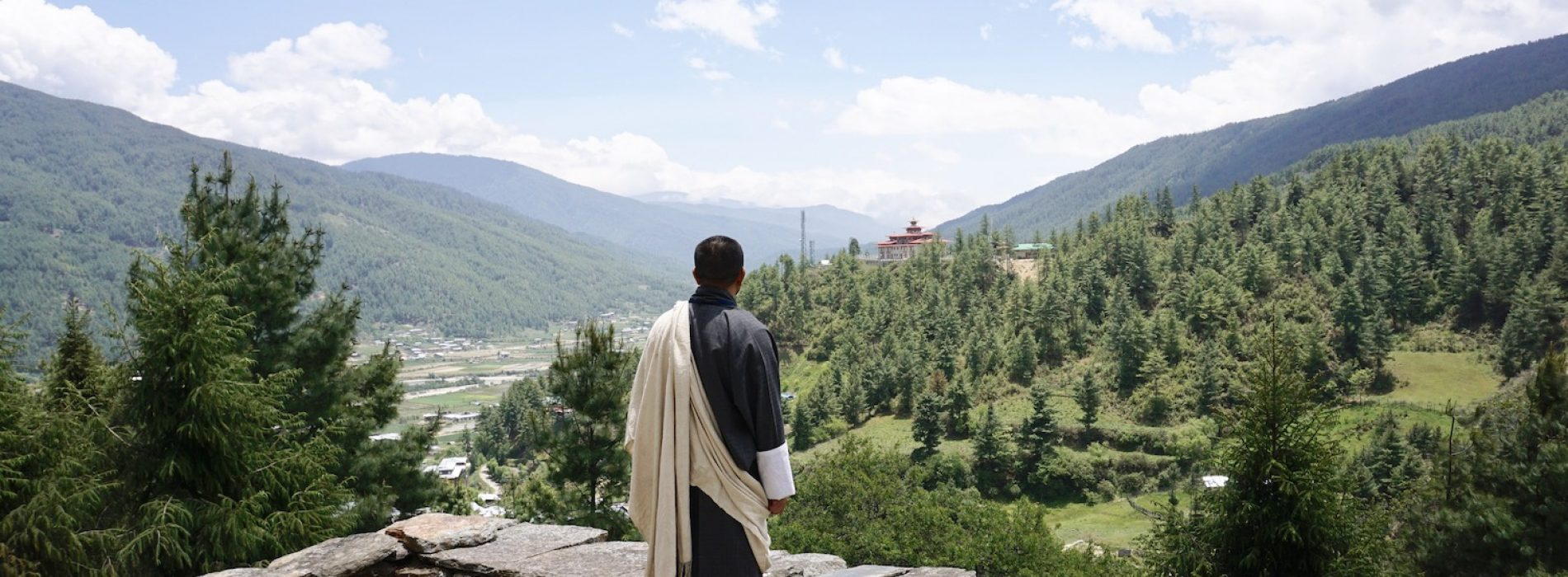 Bhutan Bumthang Jakar Dzong