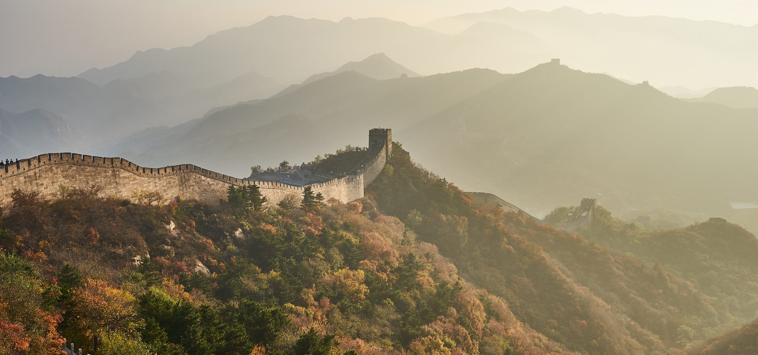 China-Beijing-The Great Wall