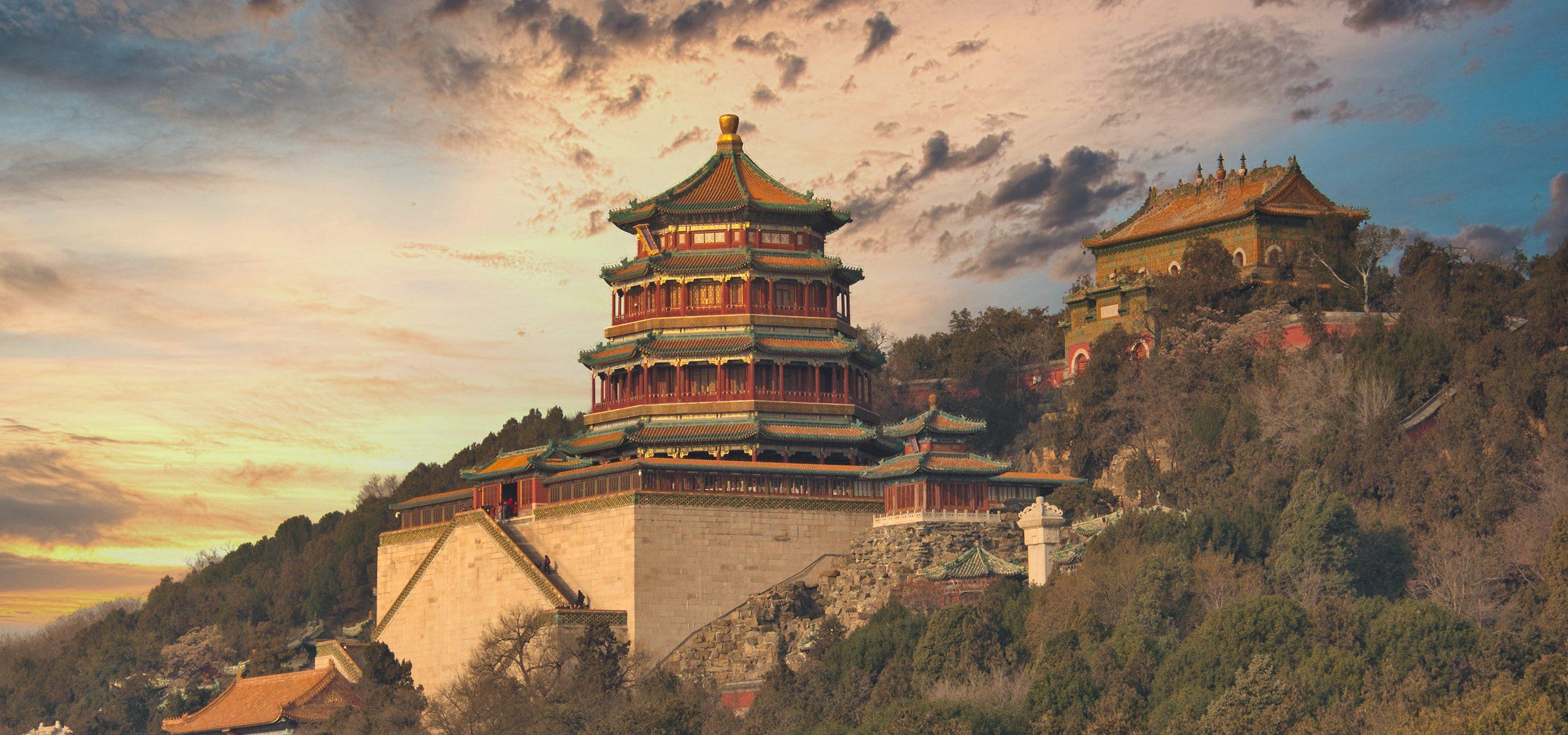 China-Beijing Summer Palace