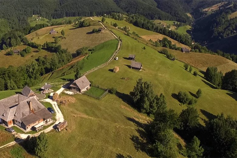 Romania - Inn on Balaban