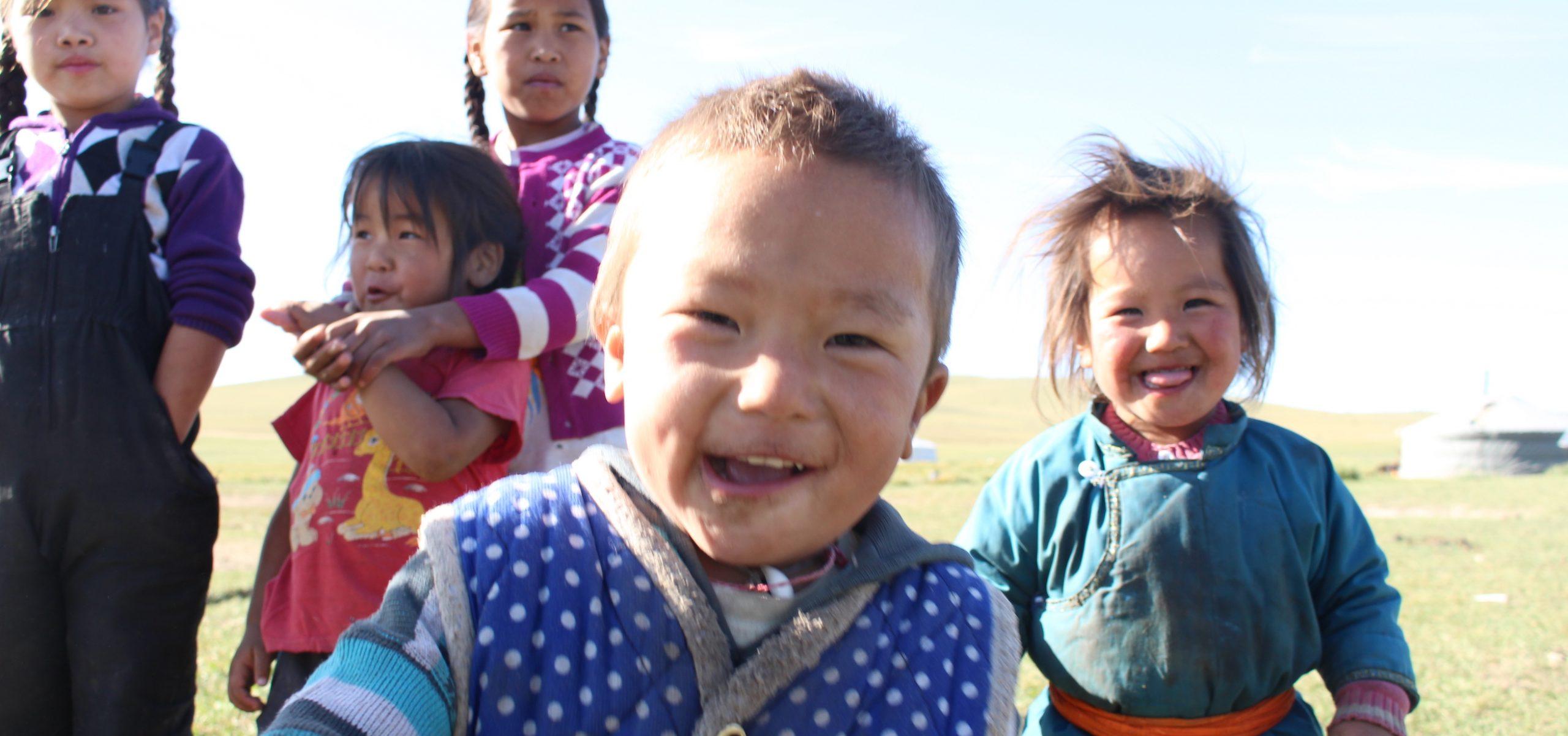 Mongolia - Kids
