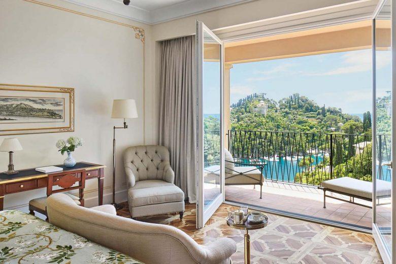 Italy-Liguria-Belmond Hotel Splendido