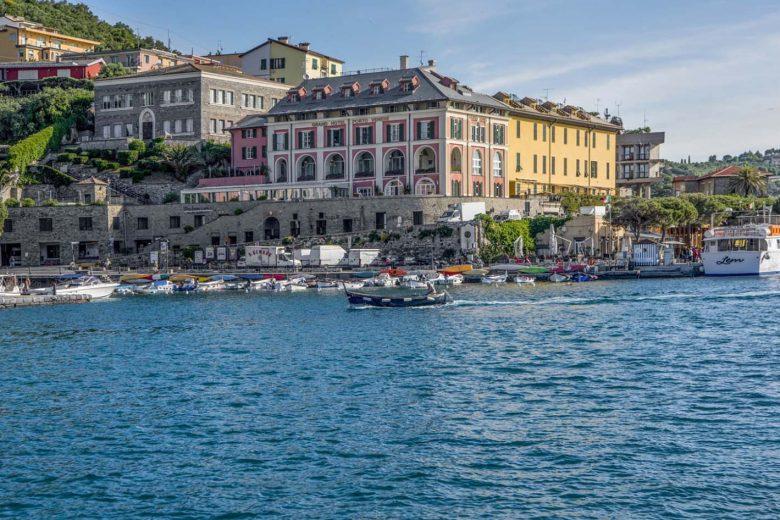 Italy-Liguria-Grand Hotel Portovenere
