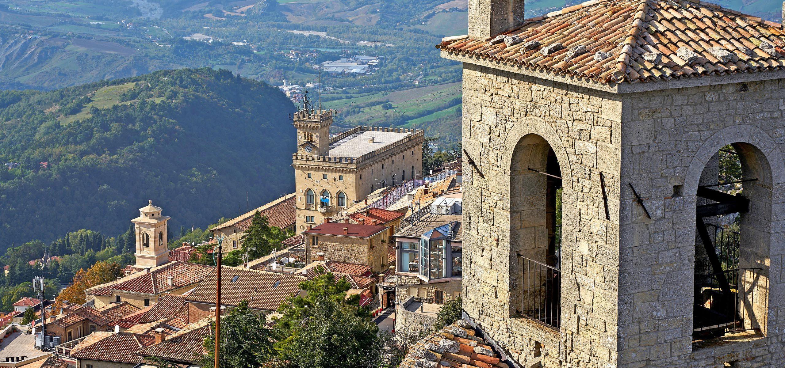 Italy-San Marino-City
