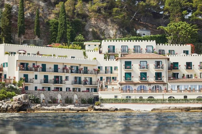 Italy-Sicily Belmond Villa SantAndrea