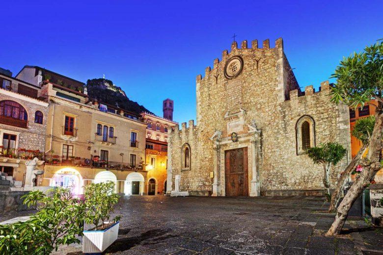Italy-Sicily San Domenico