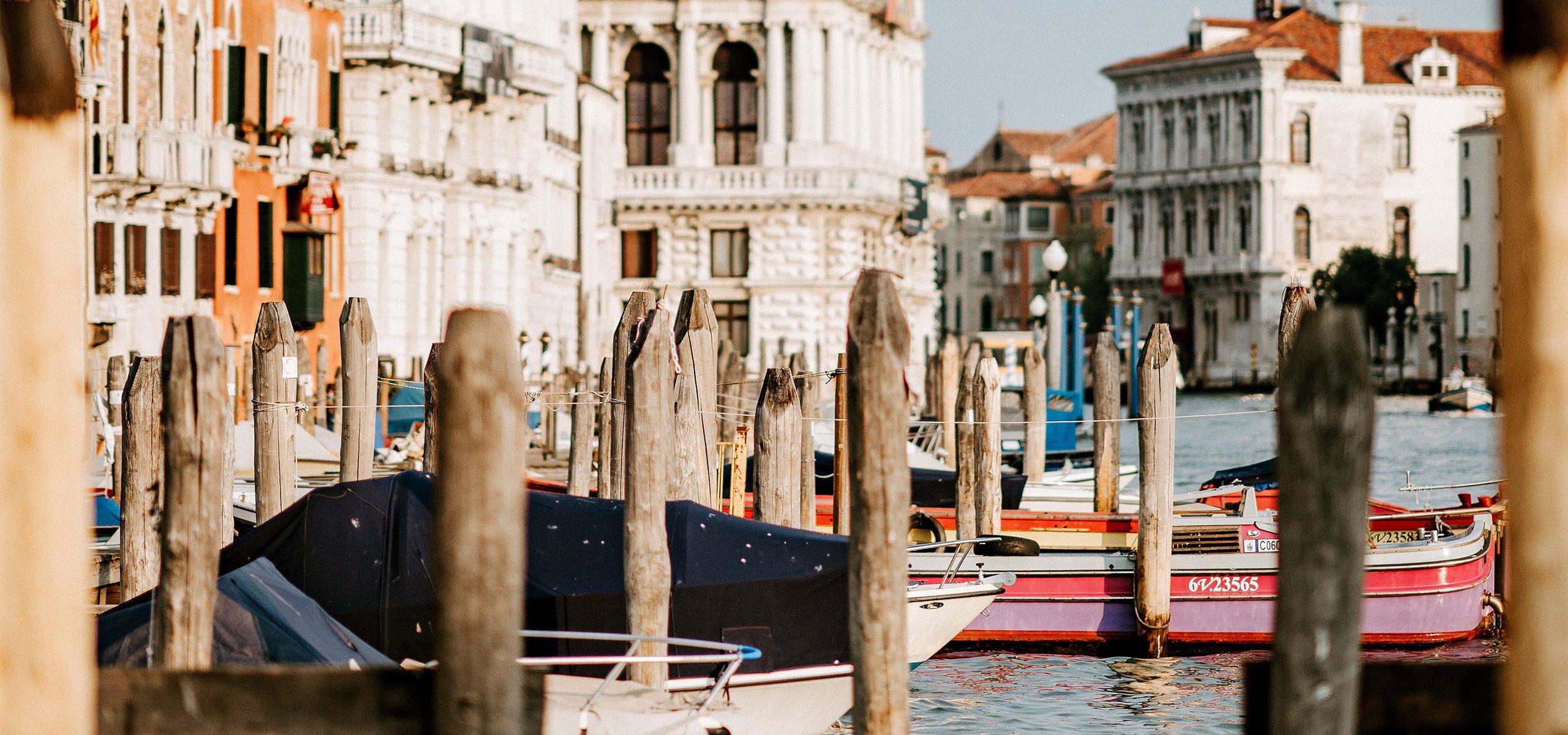 Italy-Venice-Boats