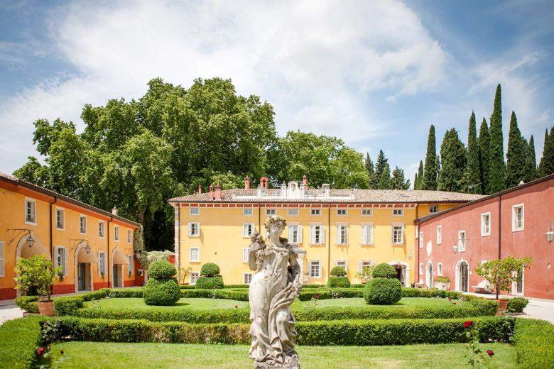 Italy_Verona_Villa Cordevigo_Facade