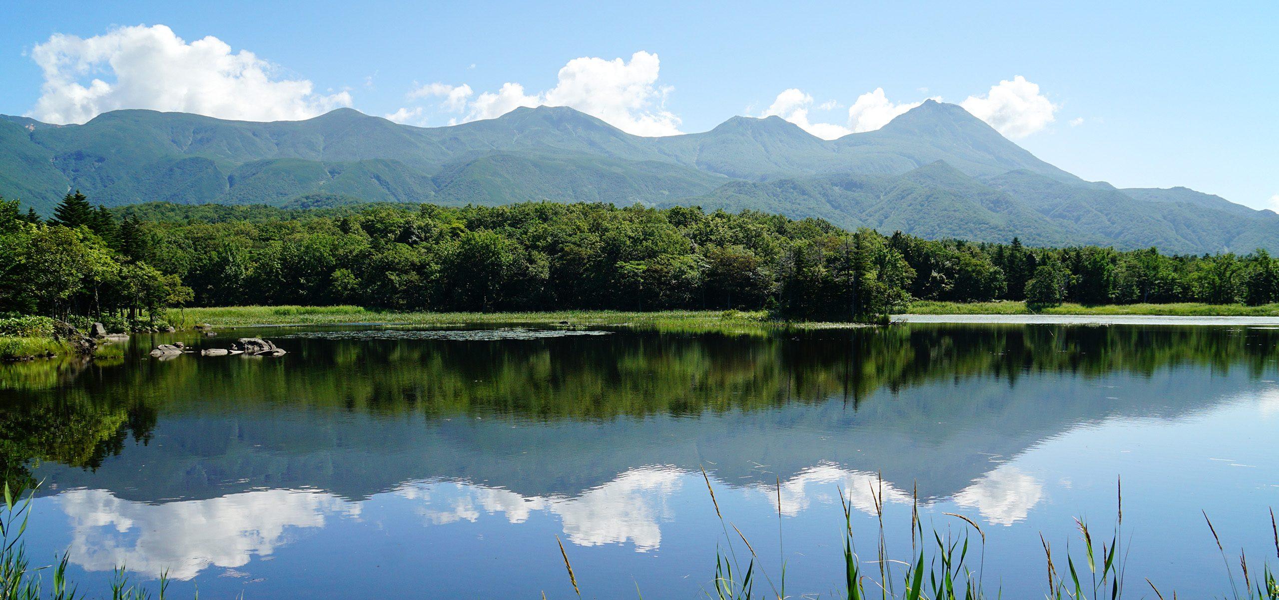 Japan-Hokkaido Mt Rausu