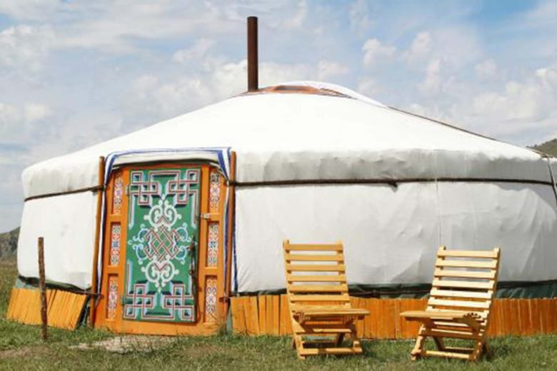 Mongolia-Ger Camp