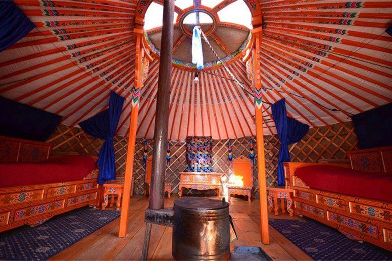 Mongolia-Jalman Meadows Ger Camp