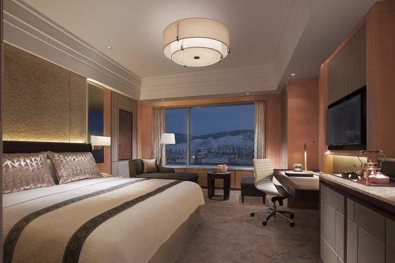 Mongolia-Shangri-La Hotel Ulaanbaatar