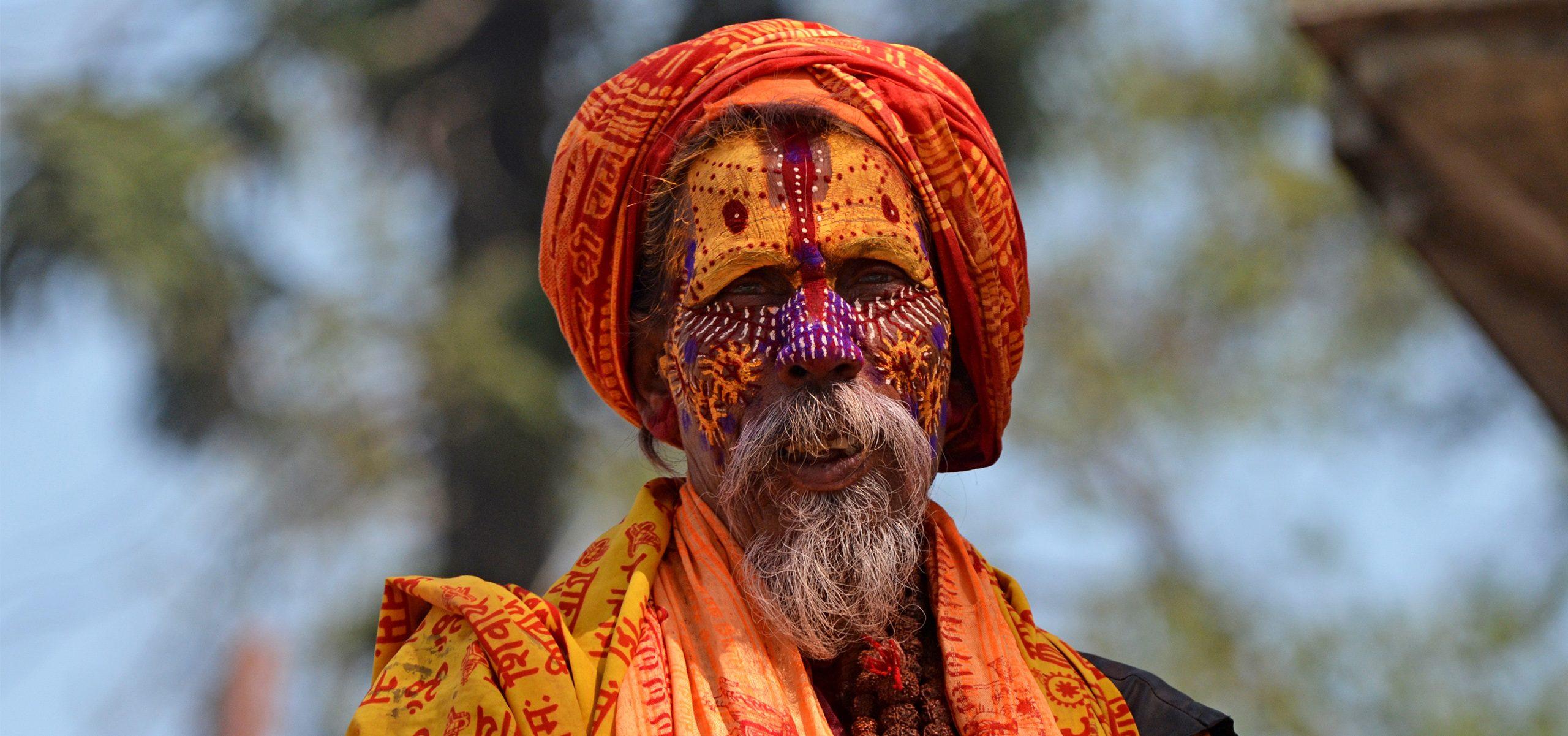 Nepal-Sadu-People