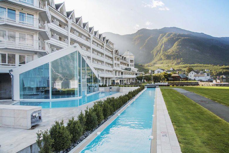 Norway-Hotel Ullensvang