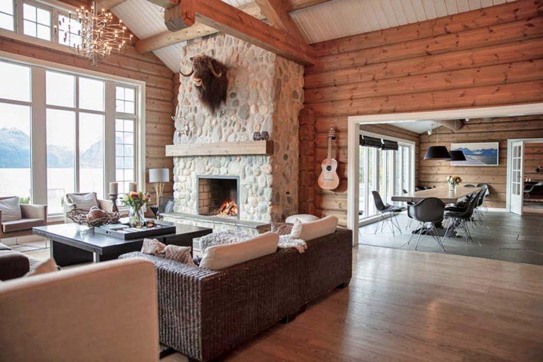 Norway-Lyngen Lodge