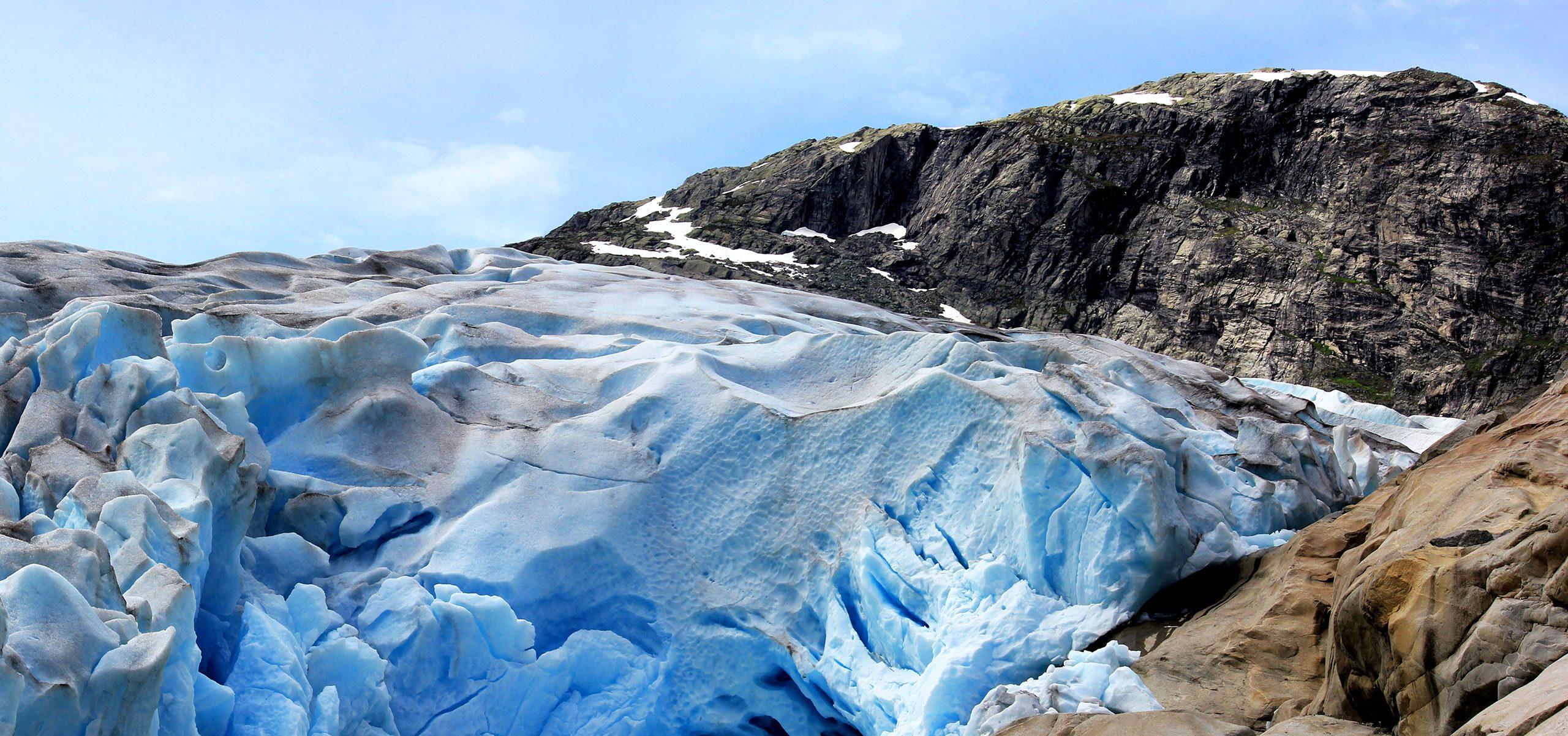 Norway-Blue Glacier