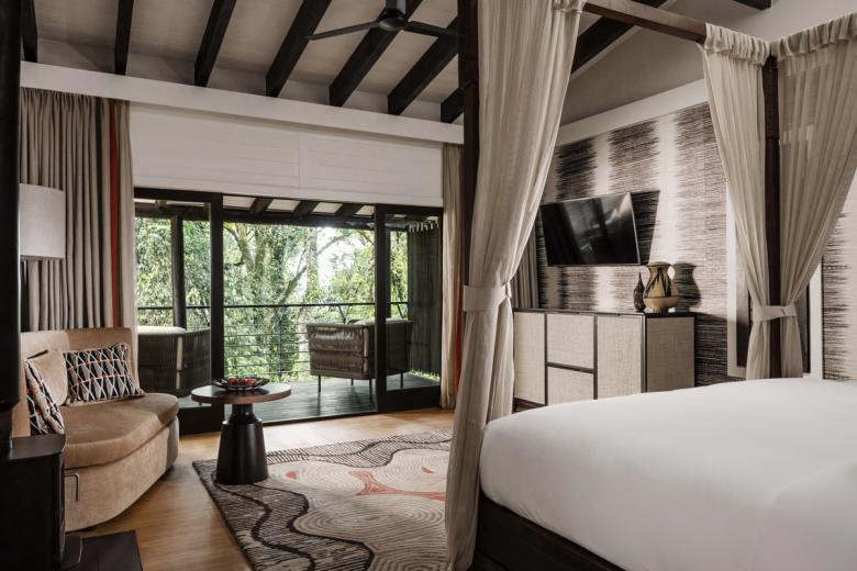 Rwanda - Nyungwe House