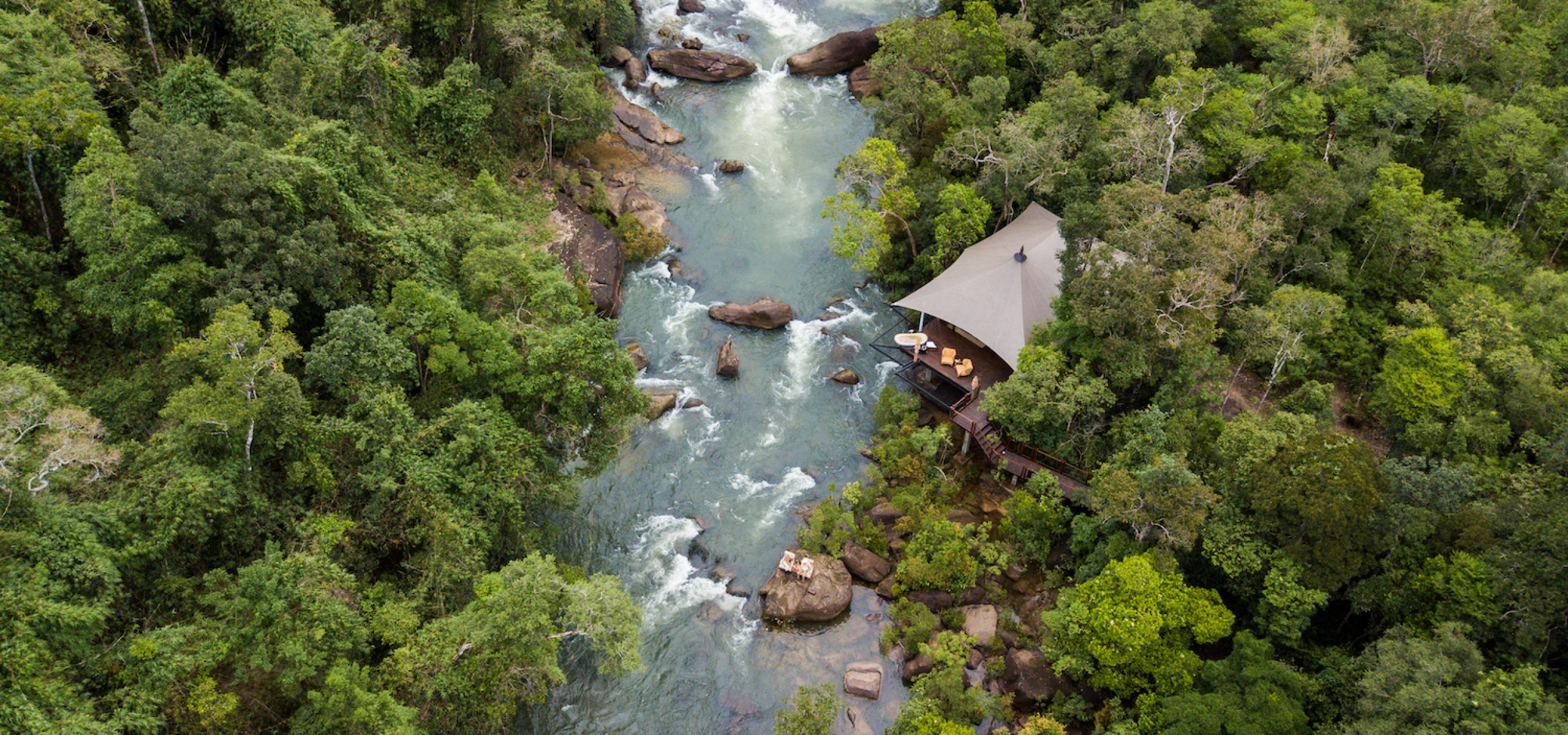 Cambodia - Shinta Mani Wild