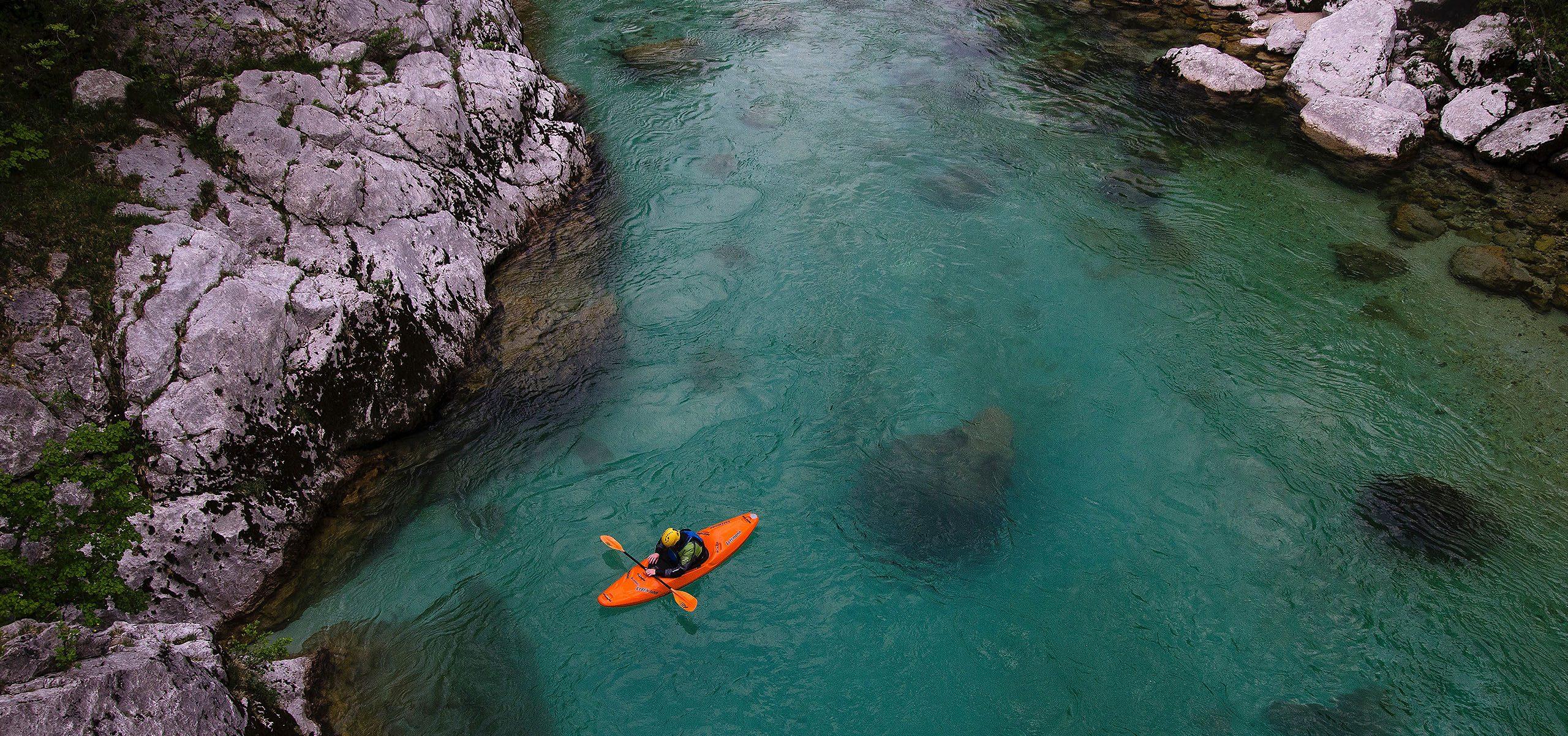 Slovenia-Soca River