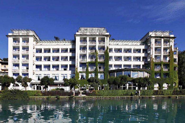Slovenia-Grand Hotel Toplice
